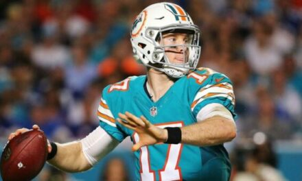 I'm Happy For Ryan Tannehill