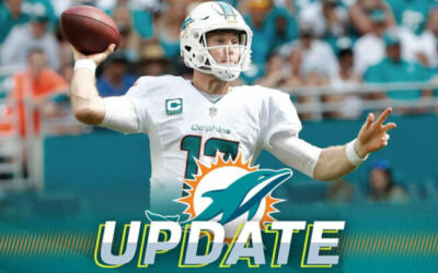 Dolphins Trade Tannehill to Titans