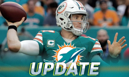 DT Daily 11/21: Tannehill is Back & Antwan Staley Joins Us