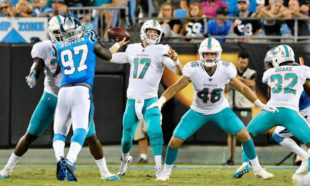 Dolphins-Panthers Preseason Game Overview