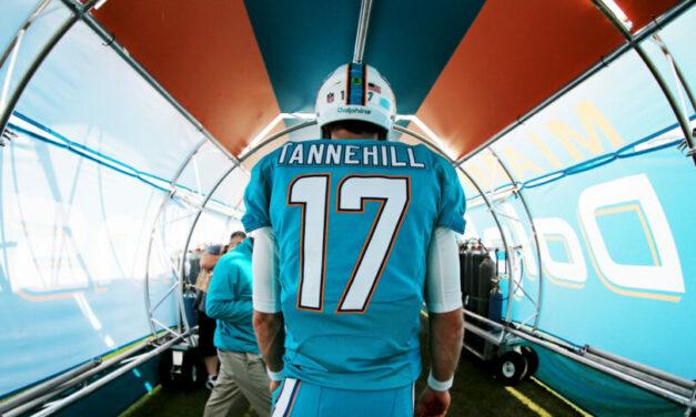 Did Tannehill get a Fair Shot?