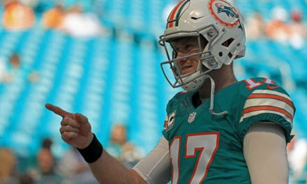 DolphinsTalk.com Daily for Sat, December 30th: Fins 2018 QB news, Tunsil OUT for Bills game, Landry Contract Talk