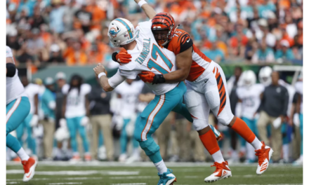 Post Game Wrap Up Show: Fins Lose to Bengals