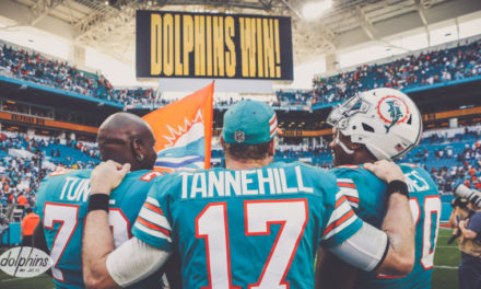 Love Him or Hate Him, Respect Tannehill's Time in Miami