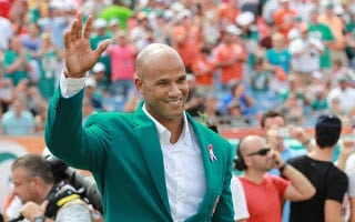 AUDIO: Hall of Fame Conference Call with Jason Taylor
