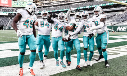 DolphinsTalk Podcast: Dolphins Fans Have to Get Used to Winning