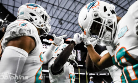 A Look Back, Look Ahead for the 2021 Miami Dolphins