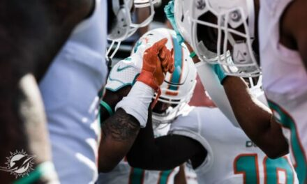 DolphinsTalk Podcast: Greg Little Trade and What it Means for Miami's Offensive Line