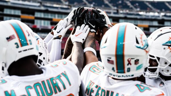 Read This Before the Dolphins Bring on Buffalo