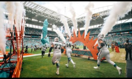 Dolphins Sink to 1-3