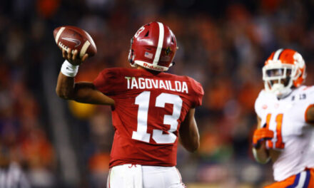 Odds The Dolphins Draft Tua