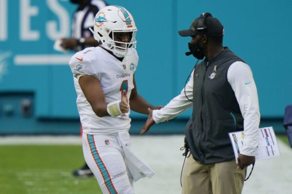 The Dolphins Finally Have their Coach and Quarterback