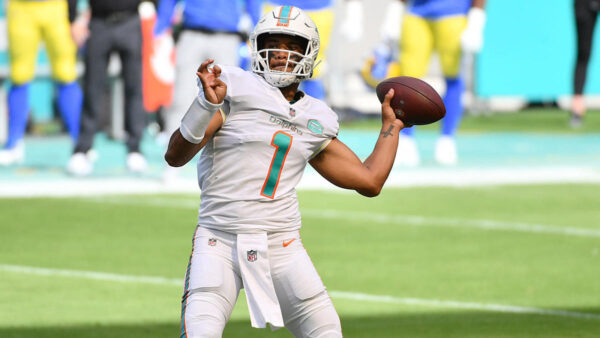 NFL Total Access | James Jones Insists Tua Tagovailoa Will Be a New Man with the Dolphins This Season