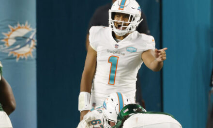 Reaction to Dolphins Players concerns with Tua