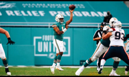 Dolphins All-22 Breakdown: Tua vs the Patriots