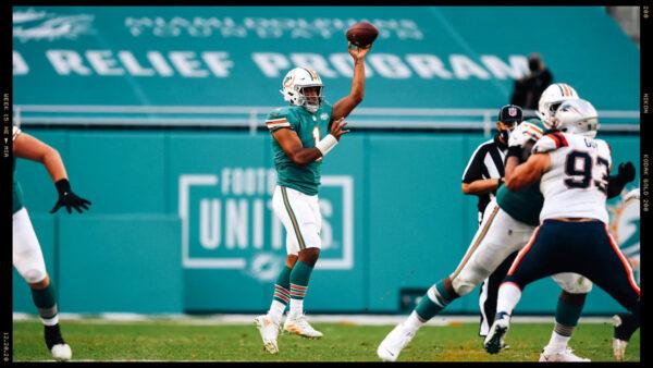 Dolphins All-22 Breakdown: Tua vs the Patriots