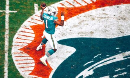 A Christmas Miracle: Dolphins Football Warms an Old Man's Heart