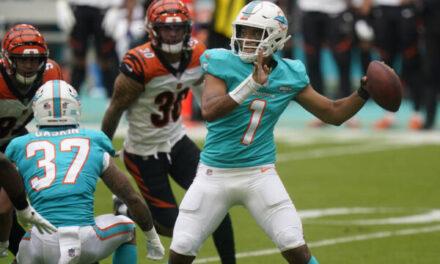 Rich Eisen Show: ESPN's Jeff Darlington on Dolphins' Fans Patience with Tua