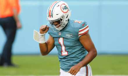 """NFL Network Debates if the Dolphins are """"All-In"""" on Tua Tagovailoa"""