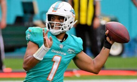 Is Tua Tagovailoa the Answer for the Miami Dolphins?