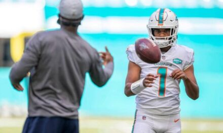 Miami Dolphins Fans Must Keep an Even Keel