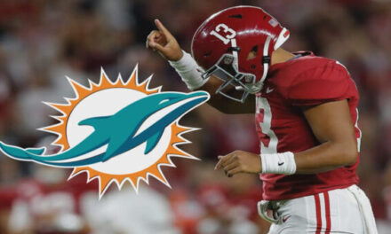 Dolphins Wrap Up Rookie Class Signings