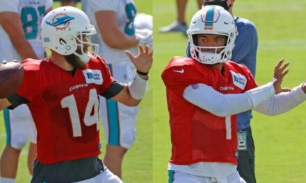 Quarterback Change is Coming But When?