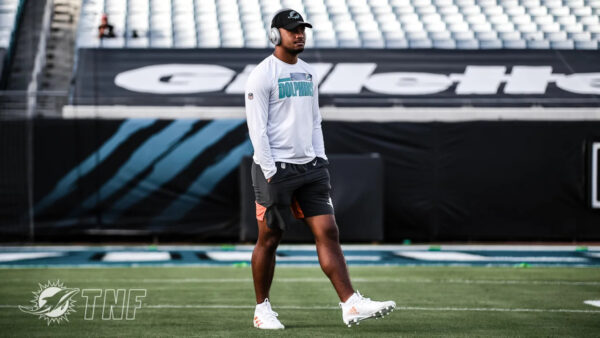 Dolphins Need to Keep Foot on the Gas – Tua Time