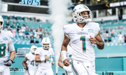Too Early To Say The Dolphins Drafted The Wrong Quarterback