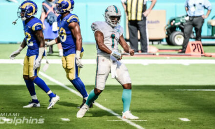 DolphinsTalk Podcast: Tua Reaction, Callaway, & Dominating Dolphins Defense