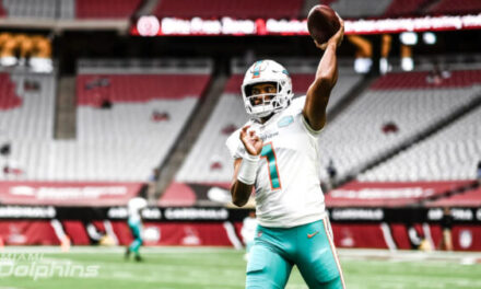 DolphinsTalk Podcast: How the National Media Has Changed Their Tune On Tua