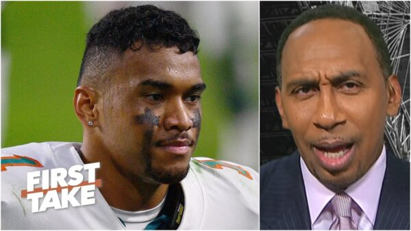 Stephen A. Smith Has Faith in Tua, but Dolphins Must Get Him Weapons