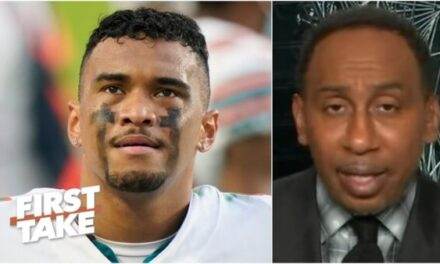 ESPN FIRST TAKE: Stephen A. Smith and Michael Irvin Break Down the Dolphins Week 1 Win