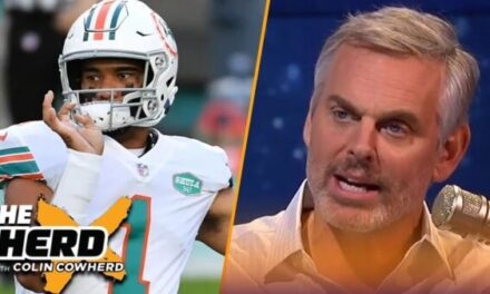 Colin Cowherd on the Dolphins Loss to Buffalo