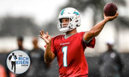 """""""The Jury's Still Out"""" – The MMQB's Albert Breer on Tua's Value to Dolphins"""