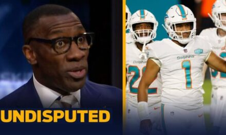 Shannon Sharpe: Dolphins Players Believe in Fitzpatrick Not Tua