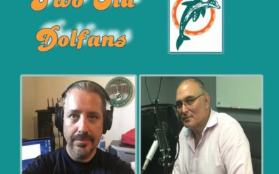 TWO OLD DOLFANS: Dolphins Go Strategic Restructuring