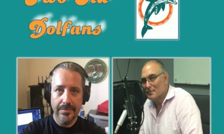 Two Old Dolfans: Hello and Farewell
