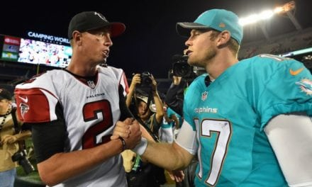 Dolphins Need to Follow Falcons Blueprint