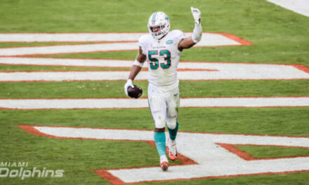 DolphinsTalk Podcast: Why Did Miami Move on from Van Noy & Who will be Miami's Back-up QB