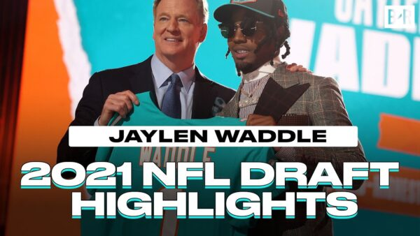Get to Know New Miami Dolphins WR Jaylen Waddle