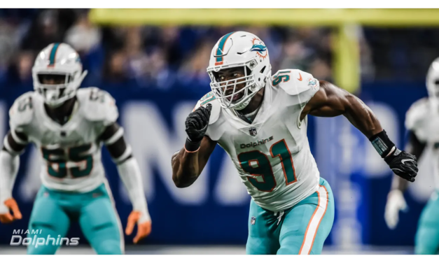 Week 12 Observations: Dolphins vs Colts