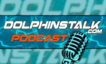 DolphinsTalk.com Podcast 7/8: Fitzpatrick's History with Gailey
