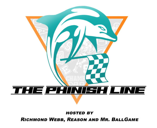 The Phinish Line: Dolphins-Bills Preview and Richmond Webb talks Bryan Cox vs Bills Fans