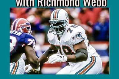 DolphinsTalk.com Daily for Thursday, December 7th: Richmond Webb Interview