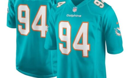 DolphinsTalk Christmas Contest: Win a Christian Wilkins Jersey