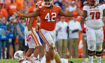 Round 1, Pick #13 Miami Selects: Christian Wilkins  DT Clemson