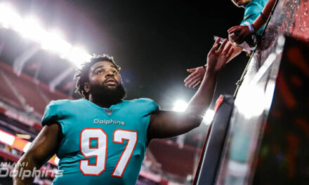 Who is the Dolphins Next Defensive Line Superstar?