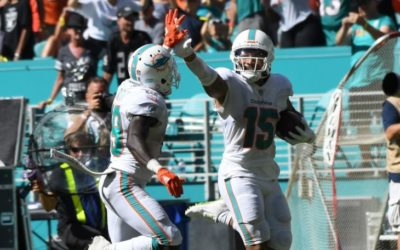Dolphins Top 10 Plays of 2018
