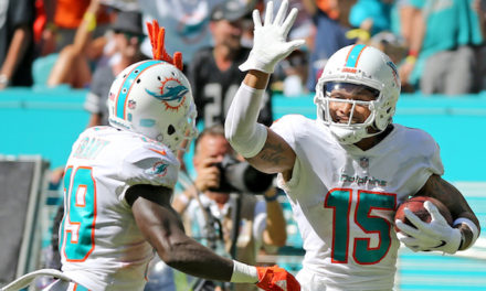Deep Reflections: Dolphins vs. Raiders Week 3